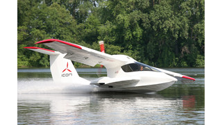 ICON A5 to Be Powered by Recently Announced Fuel-Injected Rotax 912 iS Engine