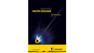 All-Inclusive Kennametal Master Catalog 2013 Brings Together Best of Print and Digital Access