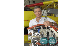 Arlington & AirVenture 2012 Rotax Aircraft Engine Info