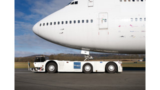 TaxiBot Prepares For Test With Lufthansa