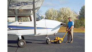 New Aircraft Tug Draws Buyers At EAA Airventure