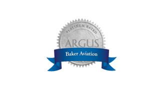 Baker Aviation Receives ARG/US Platinum Safety Rating