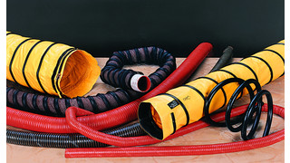 Aviation hose and ducting