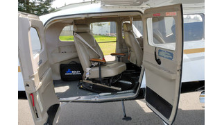 Soloy Observation Seat STC Approved for 206G