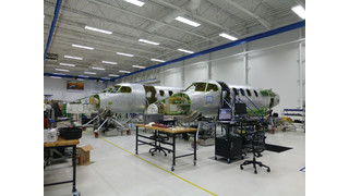 Phenom 300 Added to Melbourne Assembly Line