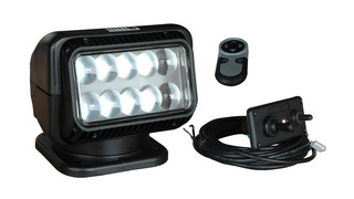 Magnalight by Larson Electronics Announces the Release of a Remote Control LED Golight