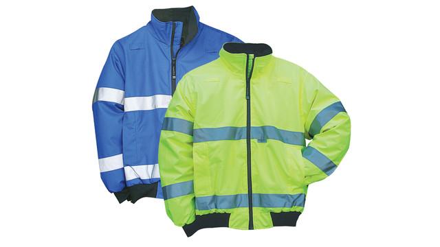 Reflective Three Season Jacket