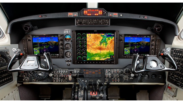 G1000 King Air Retrofit