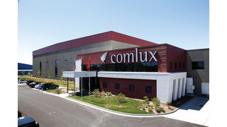 Comlux America Reveals Its Brand New VIP Completion Center in Indianapolis