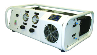 Portable Electric Driven Gas Booster