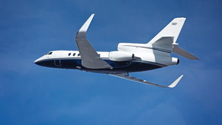 API Blended Winglets Certified for Falcon 50 Series