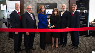 Signature Flight Support Hosts Grand Opening of New Facility at Chicago O'Hare