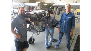 Embry-Riddle Reduces Airplane Noise with New Mufflers