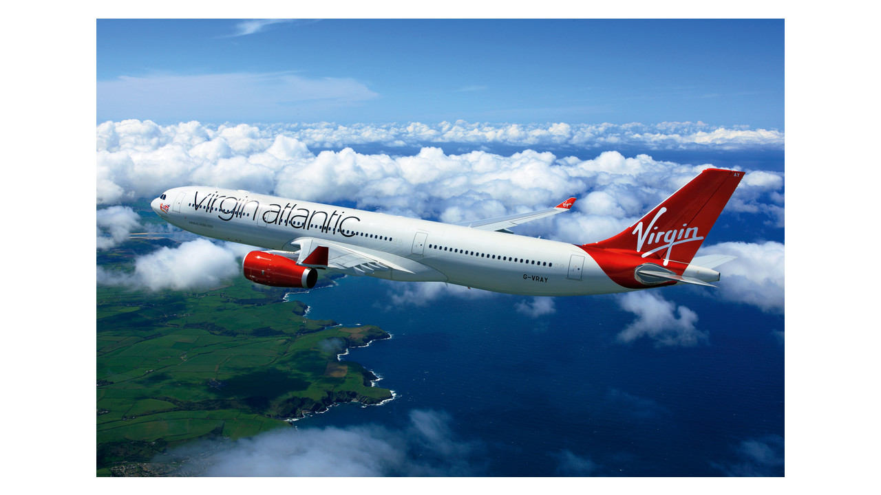 PPG Aerospace Special-Effect Coatings Bring Virgin Atlantic Airways' Livery to Life