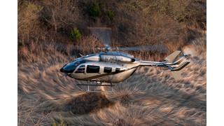 American Eurocopter Showcases VIP EC145 at NBAA 2012