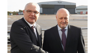 Marshall Business Aviation Opens Office at Harrods Aviation's London Luton Airport Facility