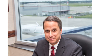 Gulfstream Appoints Mike West Vice President Product Support and New Business Development