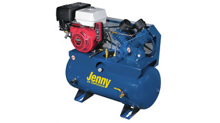 Service Vehicle Compressor