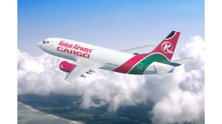 Boeing Shanghai Signs 737 Passenger-to-Freighter Conversion Contract with Kenya Airways