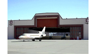 Business Jet Center Adds Large Hangar At OAK