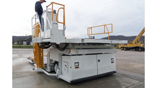 JBT AeroTech Selected For Electrification Of Aircraft Cargo Loaders