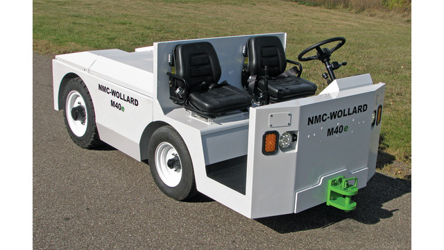 Lithium-Powered Tractor