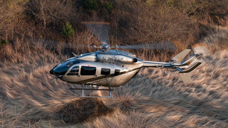 American Eurocopter Showcases VIP EC145 at NBAA 2012