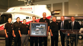 American Eurocopter Delivers First EC130 T2