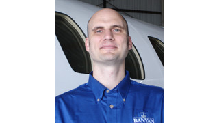 George Tucker Joins Banyan Air Service