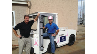 Harlan Supports Breast Cancer Awareness
