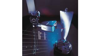 3-D Laser Inspection of Jet Engine Blades