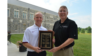 Virginia Tech Engineering Alum Phil Burkholder Honored For His Service