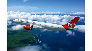 PPG Aerospace Special-Effect Coatings Bring Virgin Atlantic Airways' Livery to Life