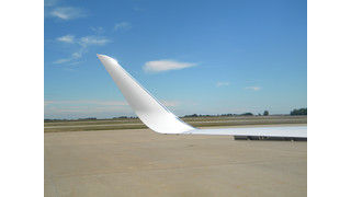 West Star Aviation Installs First API Blended Winglets on Falcon 50EX