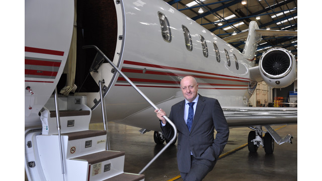 Marshall Business Aviation Positions Itself for Future