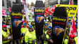 2,000 Ground Handlers Protest EU's Plans To Open Competition