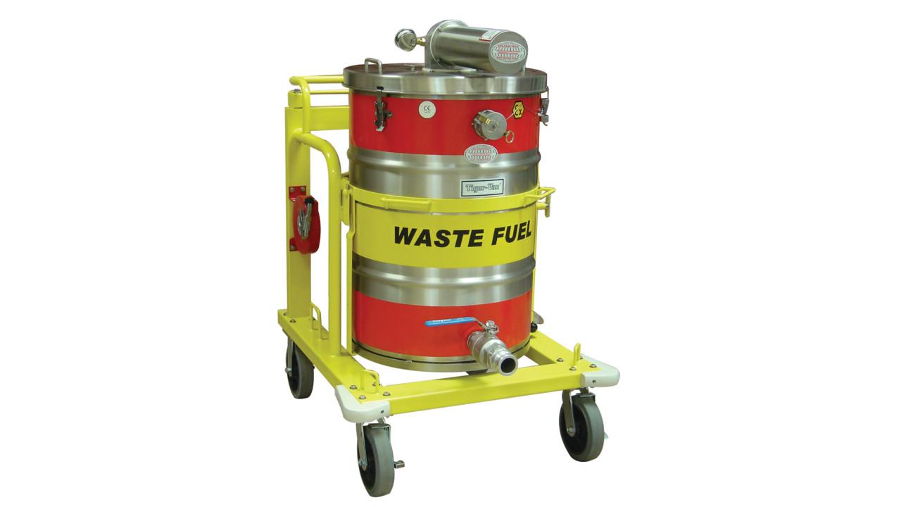 Fuel/Solvent Spill Vacuum | AviationPros.com