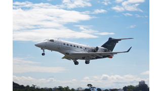 "Embraer Legacy 500 Makes ""Flawless"" First Flight"