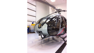 DART Helicopter Services Announces FAA Approval of Fresh Air Vent Kits for EC130 Model Helicopters
