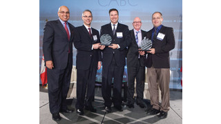 GE Aviation and StandardAero Receive Canadian American Business Council Achievement Award