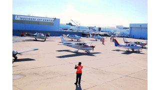 Business Jet Center Hosts Challenge Air Fly Days