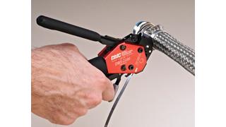 EMI/RFI shielding tool