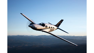 Piper Names Aircraft Dealer for China; Launches Meridian Tour