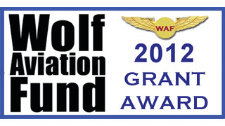 Wolf Aviation Fund Grant Proposals Due December 15