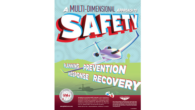 Global Aerospace Announces New Aviation Safety Poster