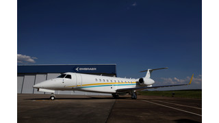 Comlux Aviation Services is Appointed as First Independent Lineage Service Center by Embraer Executive Jets in North America