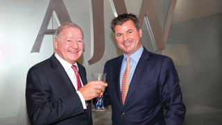 A J Walter Aviation Uunveils New Corporate Headquarters in a Spectacular Climax to 80 Years in the Aviation Industry