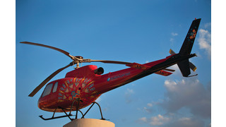 Sherwin-Williams Aerospace Coatings Honors Eurocopter's Regional Mexican Heritage