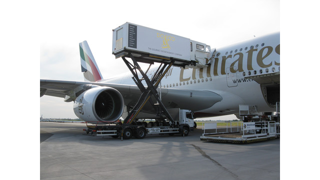 High loader X-Cat L for A380