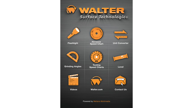 With Walter More Safety at your Fingertips